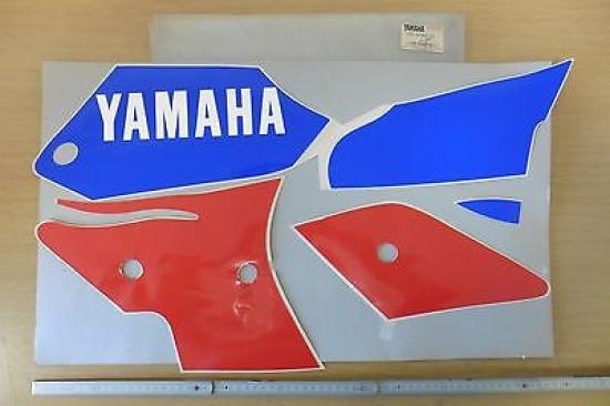 Yamaha Fzr 1000 Aufkleber Dekor Sticker Graphic Emblem 3gm